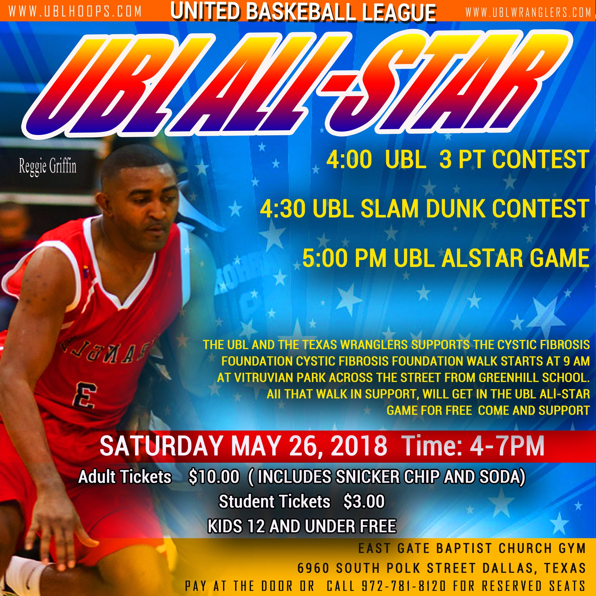 UBL ALL STAR 2018